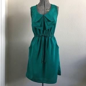 BeBop Green Dress